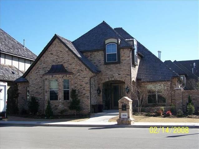 3208 Millbrook Drive, Norman, OK 73072 (MLS #913997) :: Homestead & Co