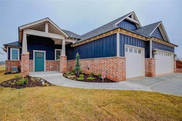 513 513 Mosswood Road, Norman, OK 73069 (MLS #914002) :: Erhardt Group at Keller Williams Mulinix OKC