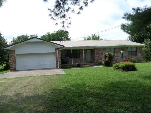 407 Grand Avenue, Stuart, OK 74570 (MLS #914022) :: Homestead & Co