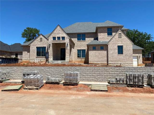 5024 Isle Bridge Court, Edmond, OK 73034 (MLS #914031) :: Homestead & Co