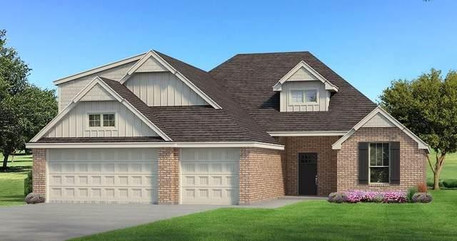 1703 Logan's Way, Norman, OK 73072 (MLS #914054) :: Homestead & Co