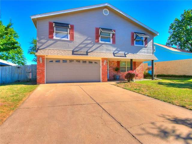 409 W Blueridge Drive, Midwest City, OK 73110 (MLS #914058) :: Homestead & Co