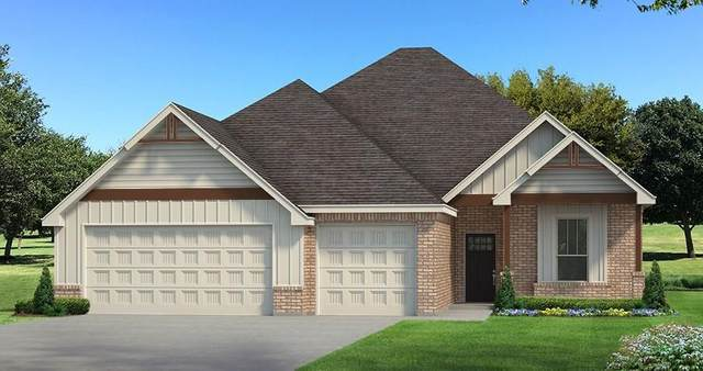 400 Village Lake Drive, Norman, OK 73069 (MLS #914070) :: Erhardt Group at Keller Williams Mulinix OKC