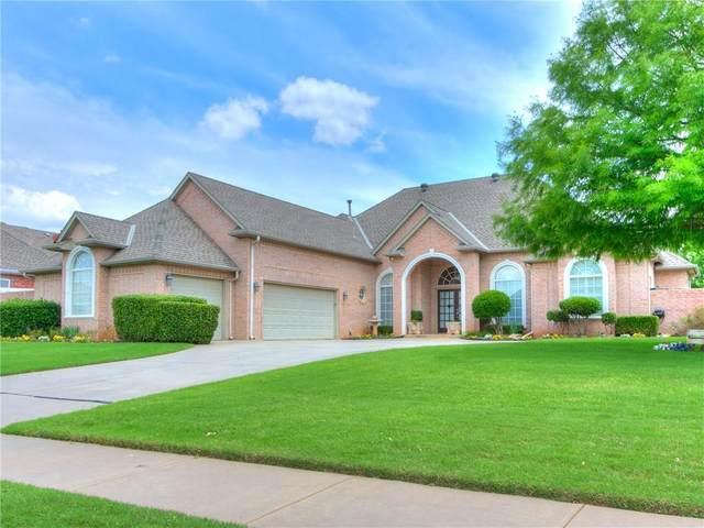 10804 Waterside Drive, Oklahoma City, OK 73170 (MLS #914071) :: Erhardt Group at Keller Williams Mulinix OKC