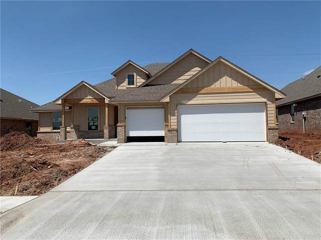 1209 NE 35th Street, Moore, OK 73160 (MLS #914078) :: Your H.O.M.E. Team