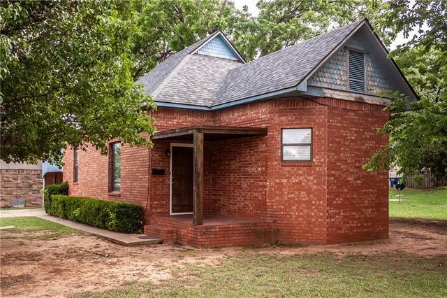 506 S 6th Street, Kingfisher, OK 73750 (MLS #914079) :: Homestead & Co