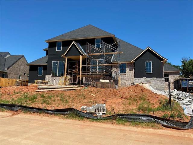 5100 Isle Bridge Court, Edmond, OK 73034 (MLS #914105) :: Homestead & Co