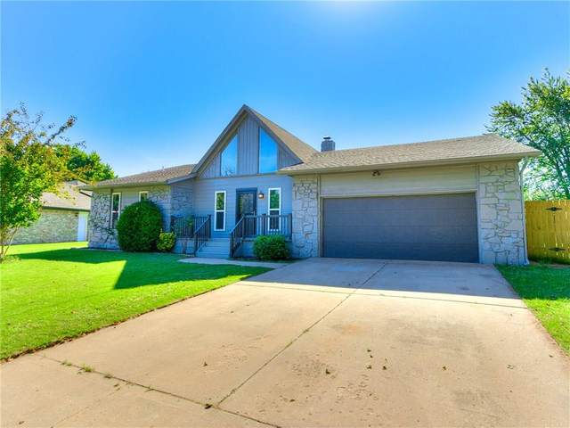 11708 Royal Coach Drive, Yukon, OK 73099 (MLS #914125) :: Your H.O.M.E. Team