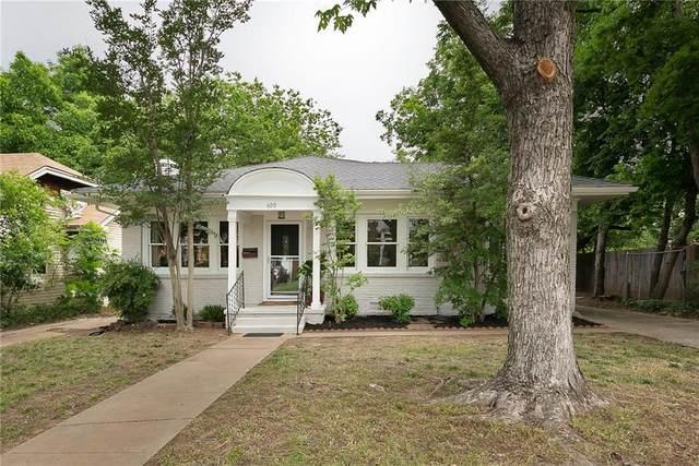 609 NW 33rd Street, Oklahoma City, OK 73118 (MLS #914146) :: Homestead & Co
