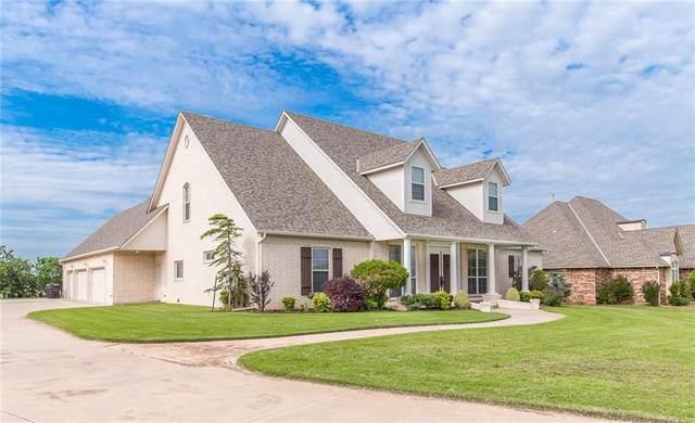 3916 SE 41st Place, Oklahoma City, OK 73165 (MLS #914154) :: Homestead & Co