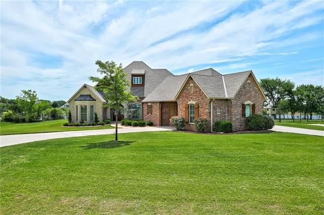15220 Turtle Lake Place, Oklahoma City, OK 73165 (MLS #914170) :: Homestead & Co