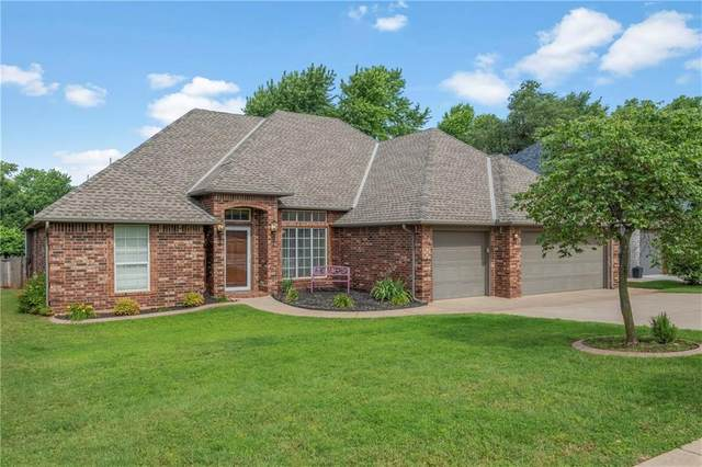 217 N Willow Terrace, Mustang, OK 73064 (MLS #914200) :: Your H.O.M.E. Team