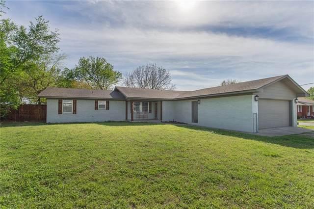 37207 Old Highway 270, Shawnee, OK 74804 (MLS #914212) :: Homestead & Co