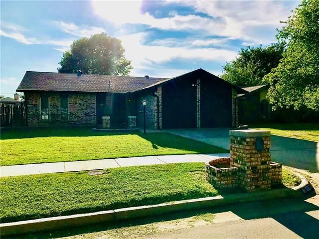9917 S Garrett Drive, Oklahoma City, OK 73139 (MLS #914226) :: Erhardt Group at Keller Williams Mulinix OKC