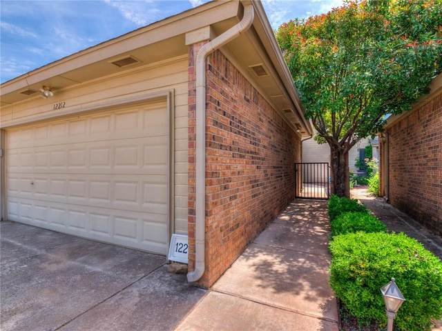 12212 High Meadow Court, Oklahoma City, OK 73170 (MLS #914239) :: Your H.O.M.E. Team