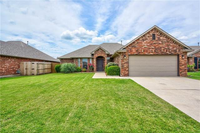 3701 Kensington Drive, Moore, OK 73160 (MLS #914260) :: Your H.O.M.E. Team