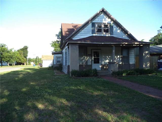 732 S Ellison Avenue, El Reno, OK 73036 (MLS #914268) :: Homestead & Co