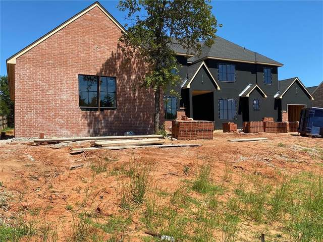 5116 Isle Bridge Court, Edmond, OK 73034 (MLS #914269) :: Homestead & Co