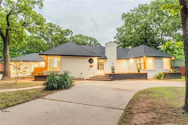 15 Dawson Lane, Shawnee, OK 74804 (MLS #914290) :: Erhardt Group at Keller Williams Mulinix OKC