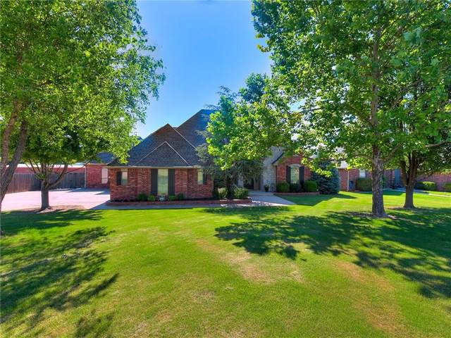 308 S Wyndemere Lakes Drive, Moore, OK 73160 (MLS #914304) :: Your H.O.M.E. Team
