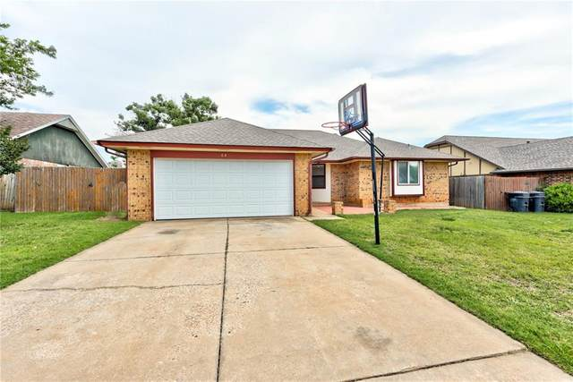 641 NE 16th Street, Moore, OK 73160 (MLS #914311) :: Your H.O.M.E. Team