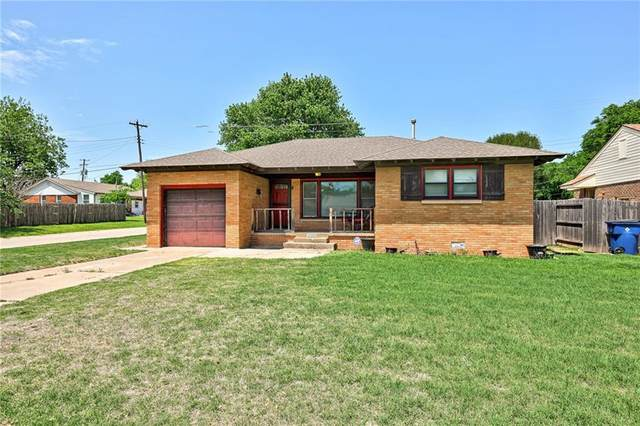 2213 Downing Streets, The Village, OK 73120 (MLS #914313) :: Homestead & Co