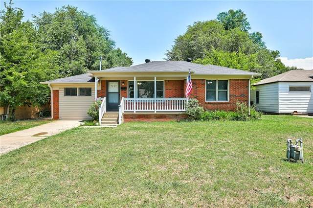 7209 NW 45th Street, Bethany, OK 73008 (MLS #914369) :: Homestead & Co