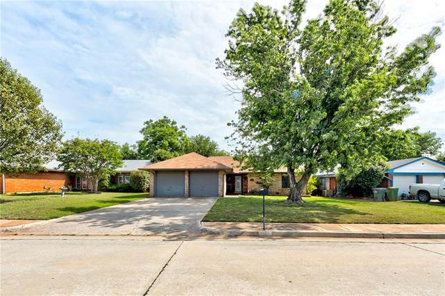 1009 Cambridge Drive, Yukon, OK 73099 (MLS #914377) :: Your H.O.M.E. Team