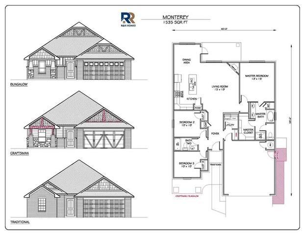 913 Azalea Farms Road, Noble, OK 73068 (MLS #914396) :: Erhardt Group at Keller Williams Mulinix OKC