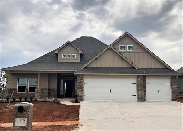 4204 Silver Maple Way, Oklahoma City, OK 73179 (MLS #914410) :: Homestead & Co