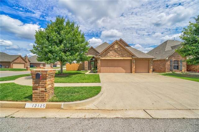 12125 SW 18th Street, Yukon, OK 73099 (MLS #914413) :: Your H.O.M.E. Team