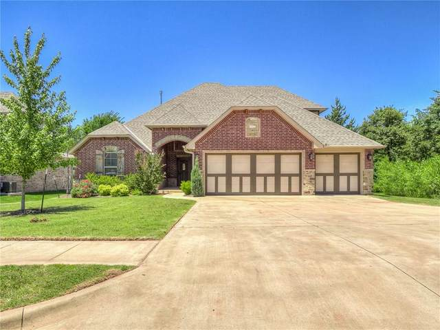 2417 Twister Trail, Edmond, OK 73034 (MLS #914424) :: Homestead & Co