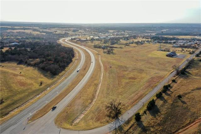 E 3077 E College Avenue, Guthrie, OK 73044 (MLS #914462) :: Homestead & Co