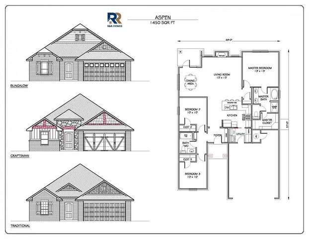 2200 Wheatheart Drive, Yukon, OK 73099 (MLS #914471) :: Homestead & Co
