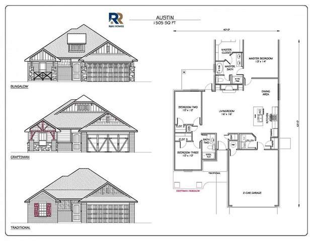 2220 Wheatheart Drive, Yukon, OK 73099 (MLS #914475) :: Homestead & Co