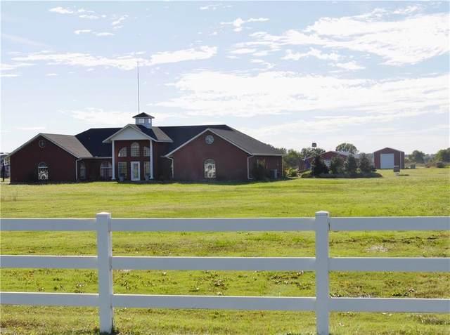 12954 77 Highway, Paoli, OK 73074 (MLS #914487) :: Erhardt Group at Keller Williams Mulinix OKC