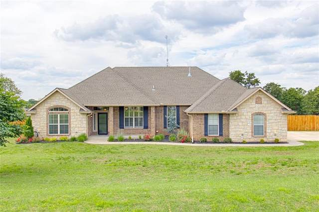 5501 Panther Cove, Newalla, OK 74857 (MLS #914495) :: Your H.O.M.E. Team