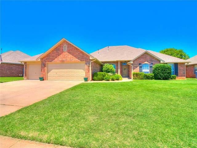 2417 Brenton Drive, Edmond, OK 73012 (MLS #914515) :: Homestead & Co