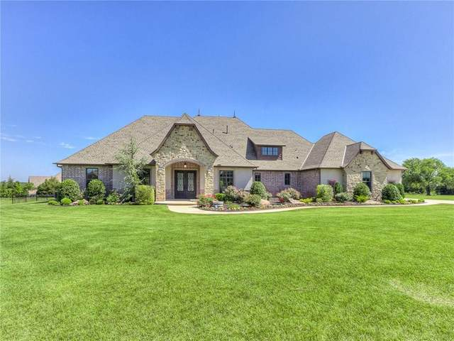 1232 Abberly Circle, Arcadia, OK 73007 (MLS #914553) :: Erhardt Group at Keller Williams Mulinix OKC