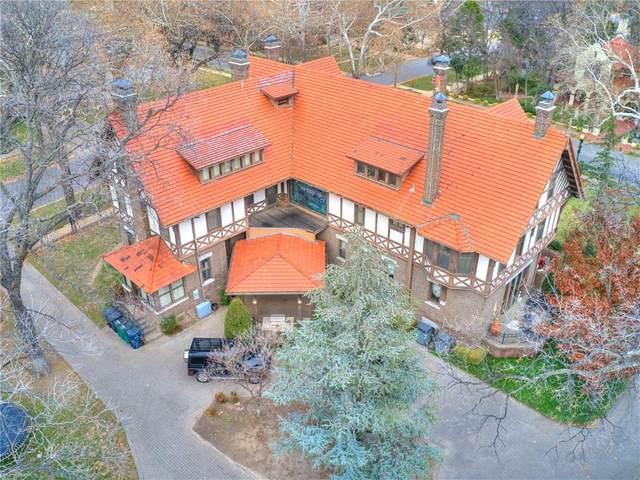 1415 N Hudson Avenue, Oklahoma City, OK 73103 (MLS #914578) :: Keri Gray Homes