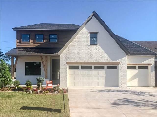3716 Pavilion Place, Edmond, OK 73034 (MLS #914605) :: Homestead & Co