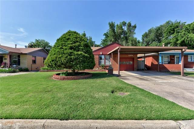 4304 NW 17th Street, Oklahoma City, OK 73107 (MLS #914614) :: Homestead & Co