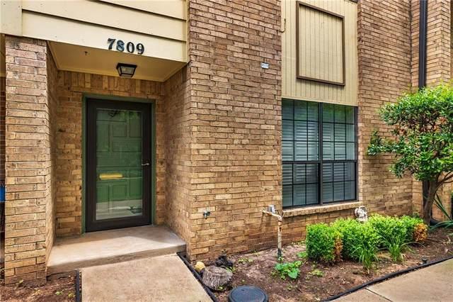 7809 Old Hickory Lane, Oklahoma City, OK 73120 (MLS #914615) :: Erhardt Group at Keller Williams Mulinix OKC