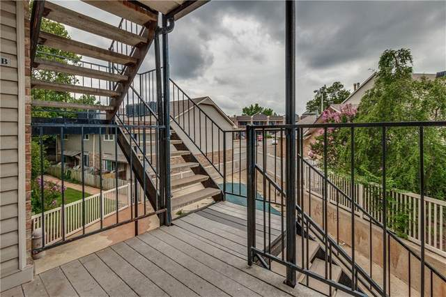 6720 N Meridian Avenue B, Oklahoma City, OK 73116 (MLS #914618) :: Homestead & Co