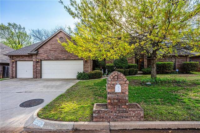 12208 Rivendell Drive, Oklahoma City, OK 73170 (MLS #914630) :: Homestead & Co