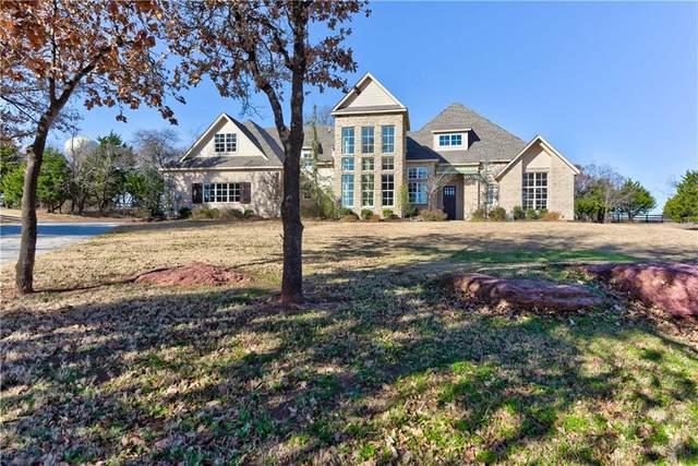 1509 Brook Bank Drive, Edmond, OK 73049 (MLS #914680) :: Homestead & Co