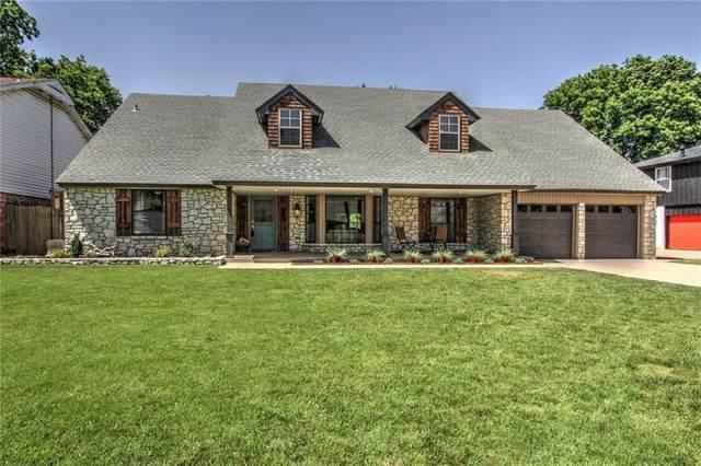 2225 NW 45th Street, Oklahoma City, OK 73112 (MLS #914698) :: Homestead & Co