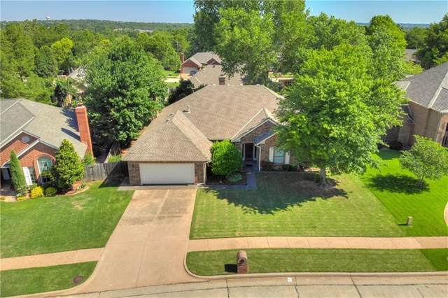 1405 Interurban Way, Edmond, OK 73034 (MLS #914708) :: Homestead & Co