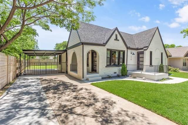 116 NW 32nd Street, Oklahoma City, OK 73118 (MLS #914825) :: Keri Gray Homes