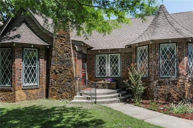 3341 NW 22nd Street, Oklahoma City, OK 73107 (MLS #914833) :: Homestead & Co